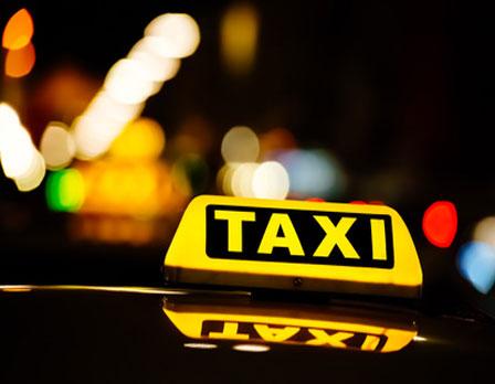 Missiliez SA - Taxi - Enseigne lumineuse